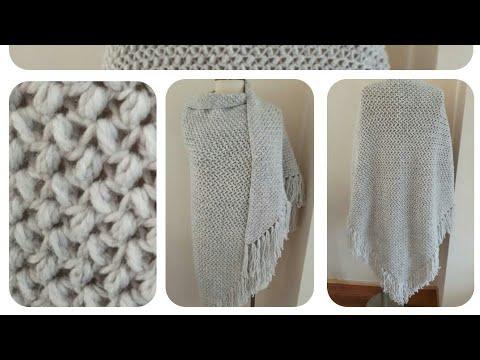 Xxl Doek Haken Supermooie Sjaal Van één Bol Wol Rico Design Wol