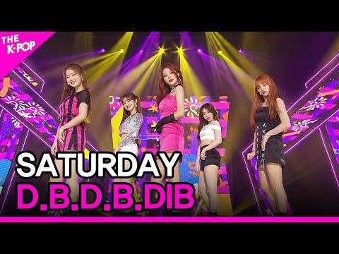 SATURDAY, D.B.D.B.DIB [THE SHOW 200804]