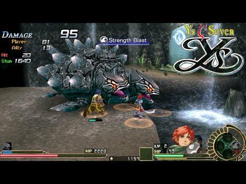 YS Seven / YS VII (PC) - Adol Christin y el remaster del clásico de PSP || Gameplay en Español