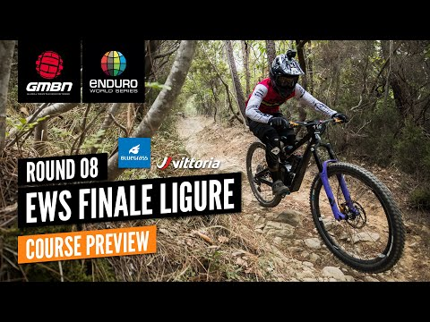 EWS Finale Ligure Course Preview   Enduro World Series 2021 Round 8