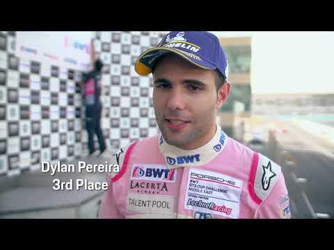 Porsche BWT GT3 Cup Challenge Middle East - Season 10, Round 4, Race 2
