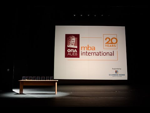 20 years MBA International_ trailer