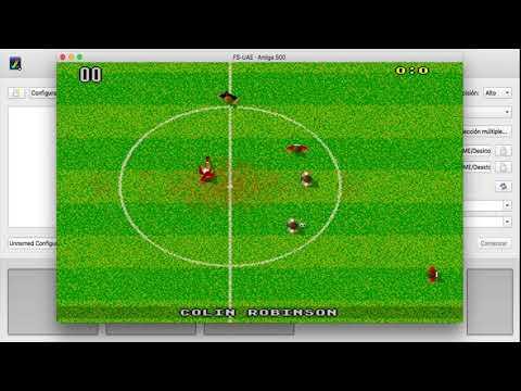 GRAHAM TAYLOR´S Soccer Challenge -Commodore Amiga-