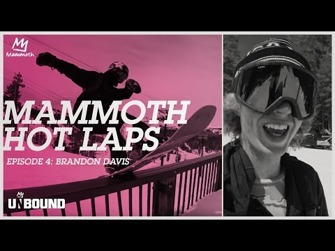 Mammoth Hot Laps 16/17: Episode 4