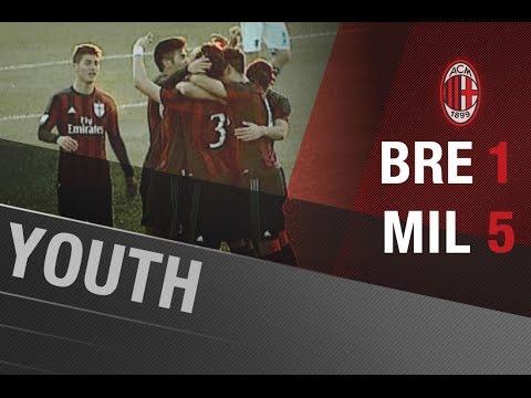 Brescia-AC Milan 1-5 | AC Milan Youth Official