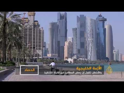 تيلرسون: يصعب للغاية وفاء قطر ببعض مطالب دول الحصار