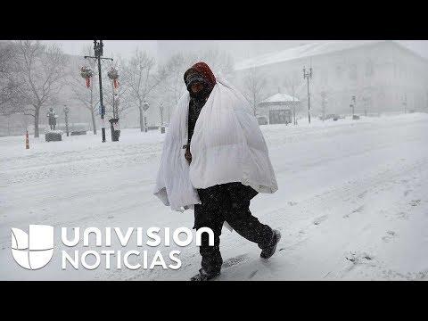 connectYoutube - Al menos ocho fallecidos por la tormenta invernal que azota gran parte de Estados Unidos