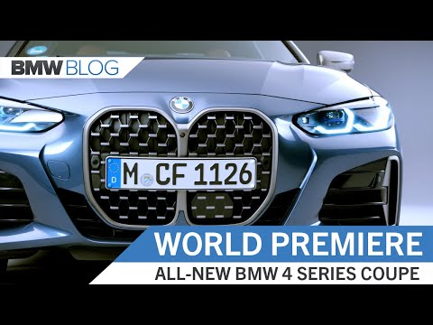WORLD PREMIERE: THE NEW BMW 4 SERIES