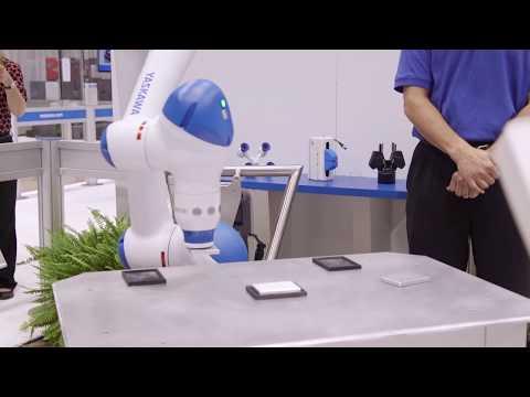 Yaskawa HC10 Collaborative Robot