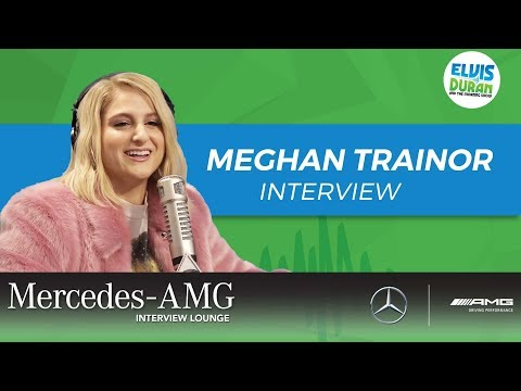 connectYoutube - Meghan Trainor on Wedding Plans, Meditating, and