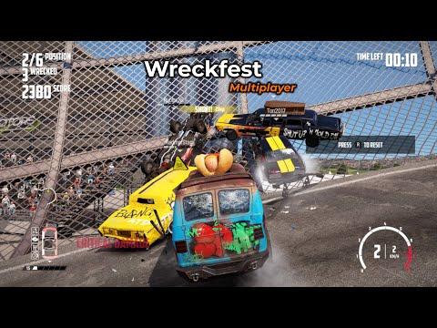 Wreckfest -- 11/03/2020