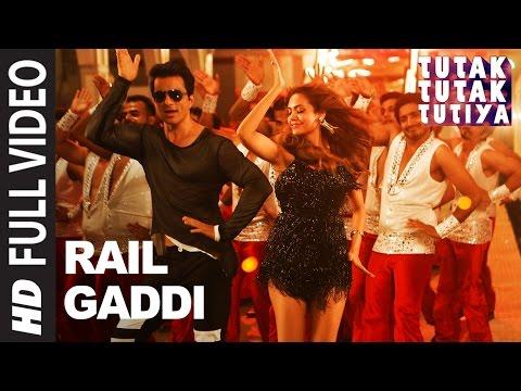 Rail Gaddi Lyrics – Tutak Tutak Tutiya