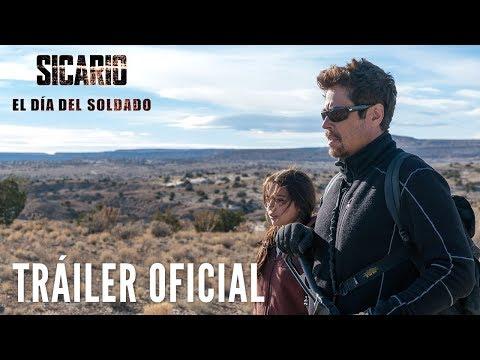 SICARIO: EL DÍA DEL SOLDADO. Tráiler Oficial HD en español. En cines 29 de junio.
