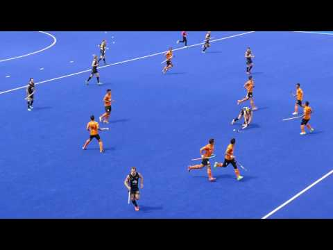 Austalia 5 Malaysia 0. Mens hockey Melbourne 216