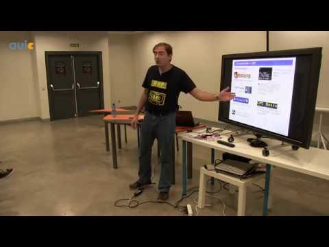 """RetroMadrid 2017 - Conferencia """"Programando juegos en Amstrad con la librería 8BP"""""""