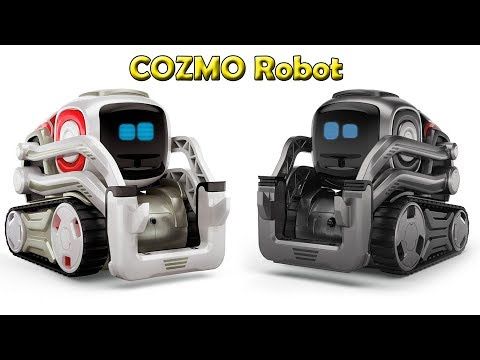 Big Brain Ai Robot - COZMO ROBOT From Anki Cozmo, You Can Buy On Amazon.