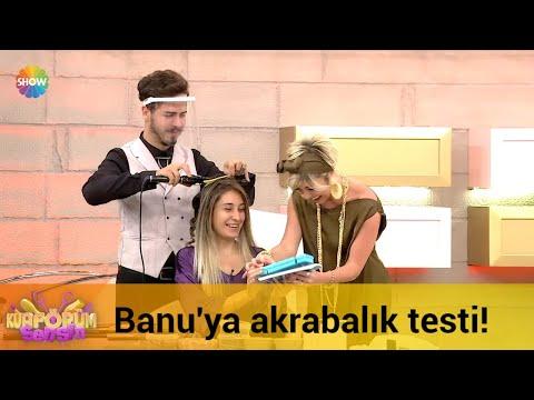 Banu'ya akrabalık testi!