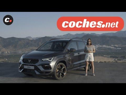 Cupra Ateca 2020 | Prueba / Test / Review en español | coches.net
