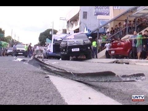 Kasong murder vs alkalde ng Trece Martires City sa pagpatay kay Vice Mayor Lubigan, dinimiss ng DOJ