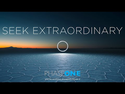 Phase One XT: Seek extraordinary  | Phase One