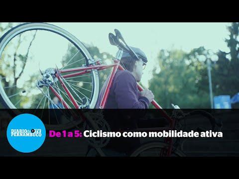De 1 a 5: Dicas para a sua bicicleta ser seu transporte diário