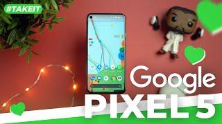 vidéo test Google Pixel 5 par Presse Citron