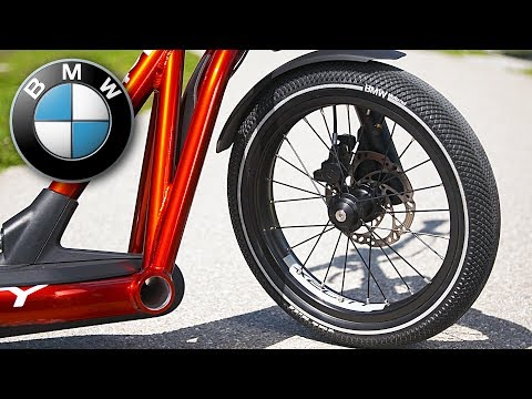BMW X2City ? Premium Kick-Scooter