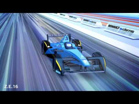 2017 Renault  Formule E | Renault Sport