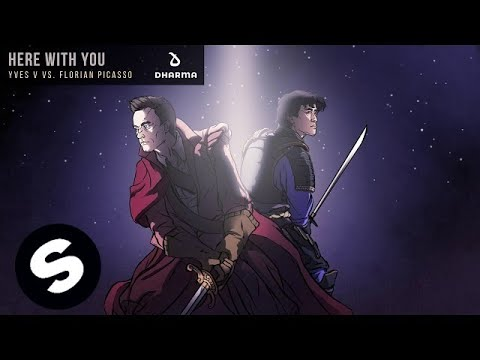 Yves V x Florian Picasso - Here With You (Official Audio)