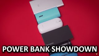 Are all battery banks built the same? - Head to head ~5000 mAh Showdown!