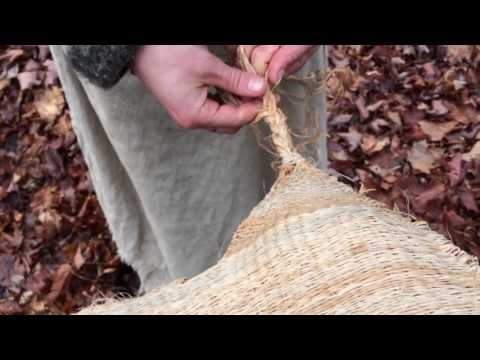 Basswood Dress Weaving