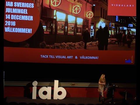 IAB Sveriges Trendseminarium - Highlights