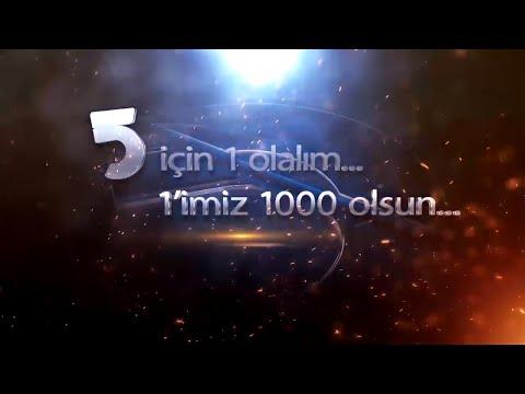 #Hedefe1AdımDaha #TV5eDestekOl – Özel Yayın – Mustafa Yılmaz – Mehmet Ali Kayacı – Yunus Emre İşci