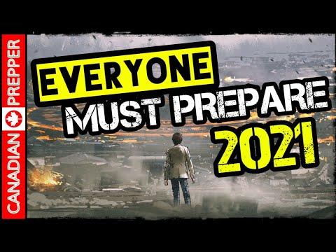 WARNING: 10 Reasons Everyone Should Be a Prepper
