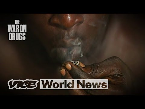 Cartels Are Trafficking Drugs Through West Africa   The War on Drugs