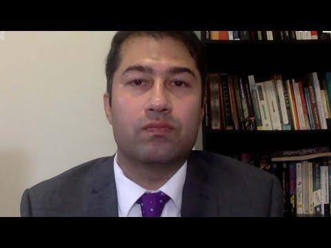 Sabir Ibrahimi on Afghanistan over the last 20 years