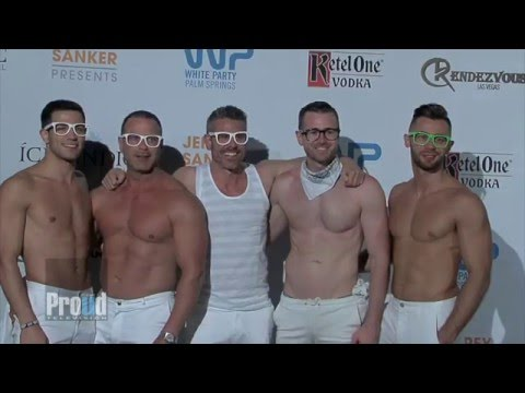 Palm Springs White Party 2016