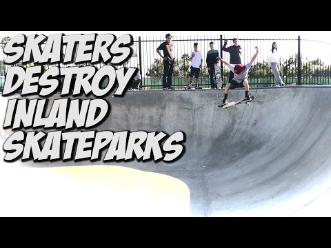 SKATING WITH STEVEN VASQUEZ AND FRIENDS !!! - A DAY WITH NKA -