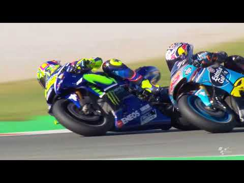 2017 #ValenciaGP - Yamaha in action