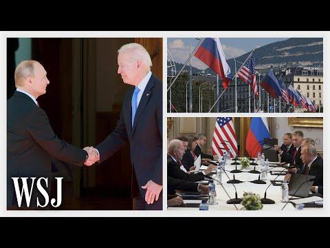 Takeaways From Biden-Putin Summit: Atmospherics vs. Substance   WSJ – Wall Street Journal (YouTube)