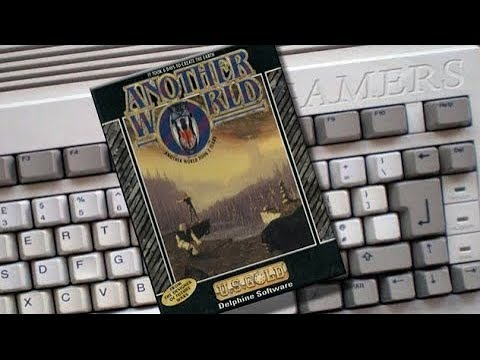 Amigamers Review #24 Another World