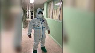 Médicos y enfermeros de provincias cubanas apoyan batalla contra la COVID-19 en La Habana