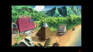 Runaway 2: Сны черепахи. Прохождение Часть 7
