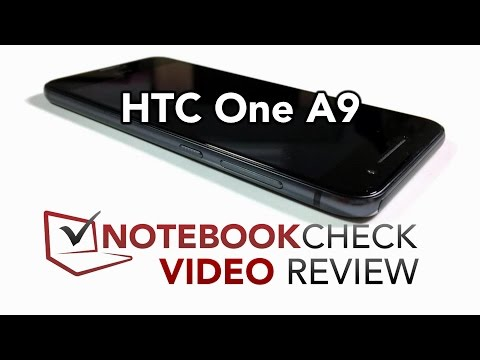 HTC One A9 Review, performance and testing. (Detailed)