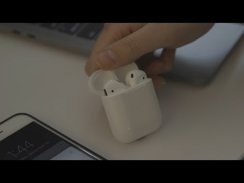 Apple AirPods Unboxing