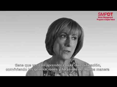 Protagonistas SMPDT: Alicia Sánchez, profesora del Senior Management Program in Digital Talent