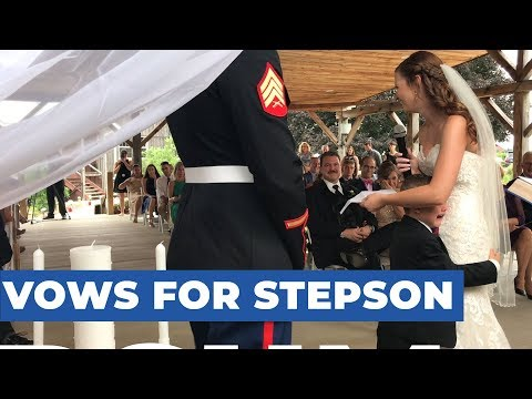 Vows for Stepson