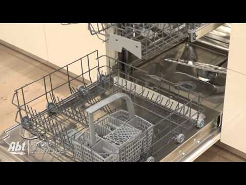 """Dacor Renaissance 24"""" Integrated Custom Panel Built-In Dishwasher RDW24I - Overview"""