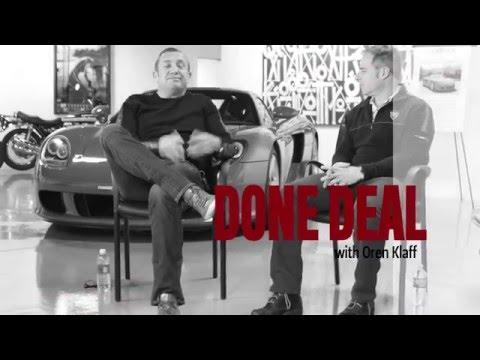 Patrick Van Schoote Done Deal with Oren Klaff (trailer)