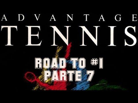 Road to #1: Advantage Tennis Ep. 7 (1991) - PC - ...y volviendo a resurgir
